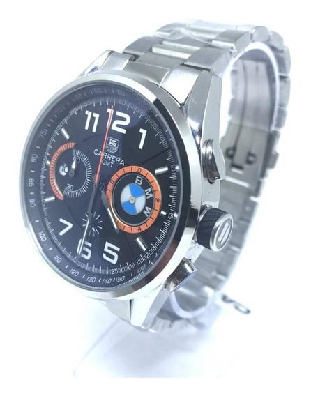 Relógio Tag W Bmw 360 Aço Inoxidável