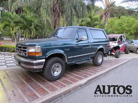 Ford Bronco Xlt Cc 5000 At 4x4