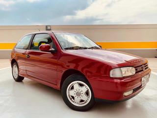 Volkswagen Gol Gti 2.0 8v - 1995 - Impecável - Colecionável