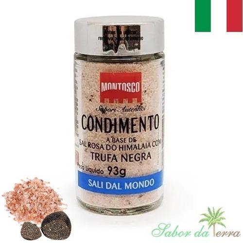 Sal Rosa Do Himalaia C/ Trufa Negra Montosco 93 G - Italiano