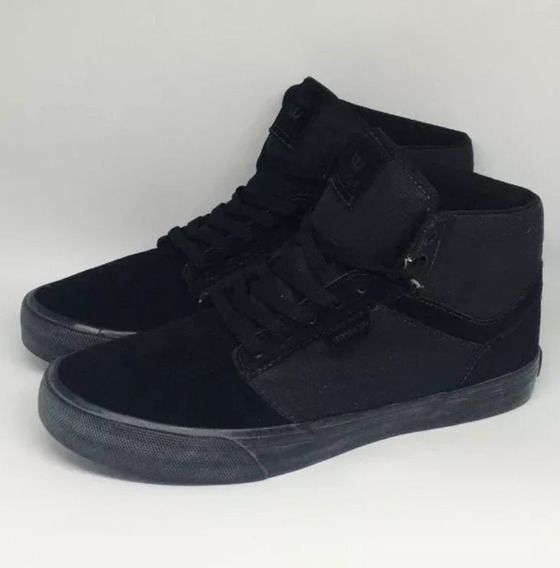 Tênis Supra Yorek All Black (super Barato)