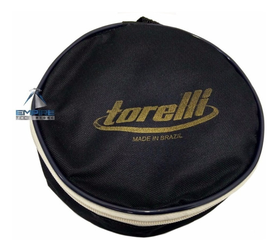 Bag Capa Para Tamborim Torelli 6 Polegadas Nylon Tc 846