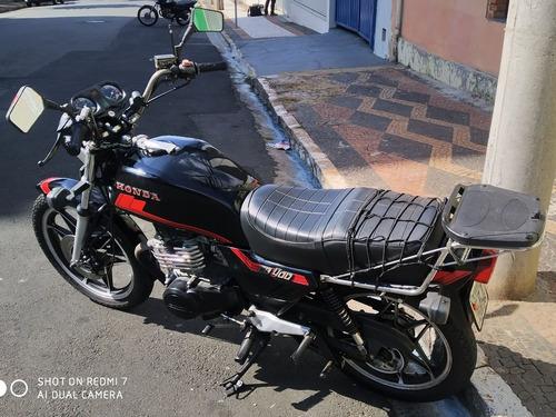 Honda Cb400 Ll