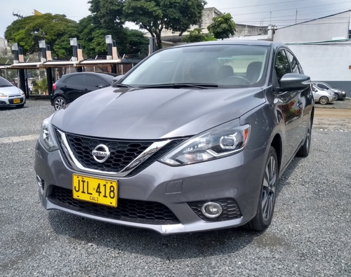 Nissan Sentra Exclusive,automatico,2017 Cristhian 3173188601