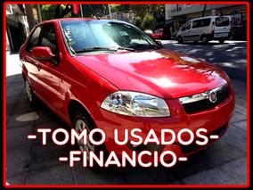 Fiat Siena Apto Gnc No Diesel Attractive 0km 2017 Full Tdni