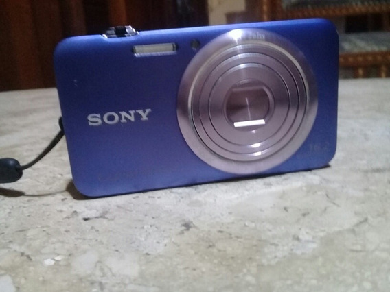 Camera Digital Sony Cyber Shot Dsc-wx7 Com Memoria De 8 Gb