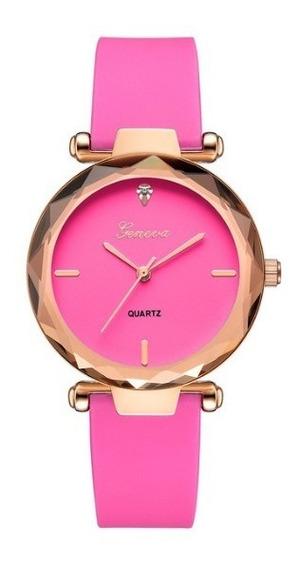 Reloj Geneva Mujer Linda
