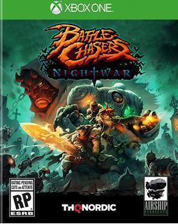 Videojuego Battle Chasers Nightwar Para Xbox One