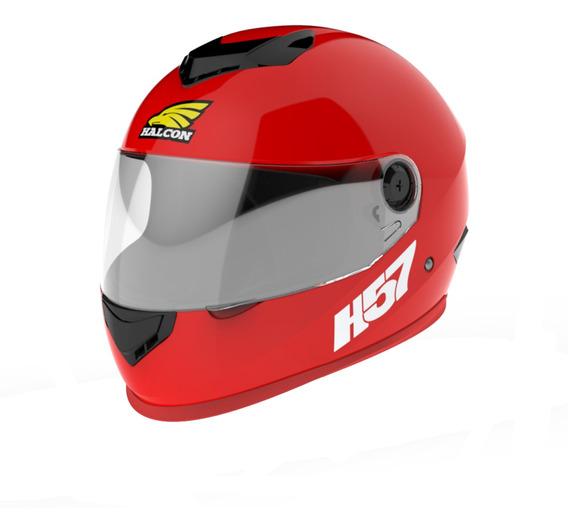 Casco Moto Halcon H57integral Tienda Oficial