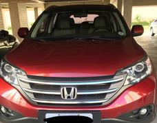 Honda Cr-v 2.0 Exl 4x2 Flex Aut. 5p 2014