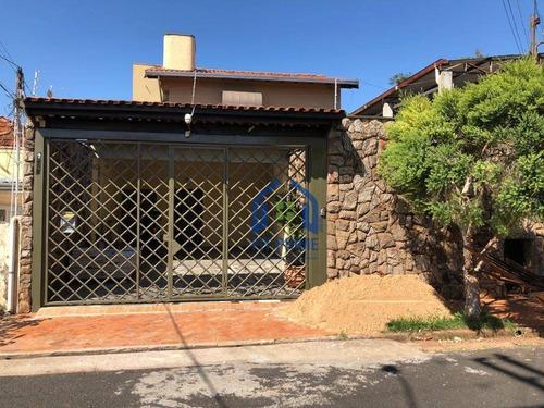 Sobrado Com 3 Dormitórios À Venda, 232 M² Por R$ 550.000,00 - Jardim Paulista - São José Do Rio Preto/sp - So0010