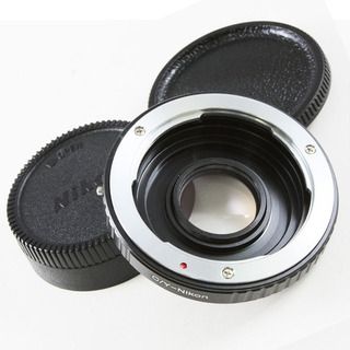 Adaptador Montura Contax A Nikon C/y-nikon Contax Yashica