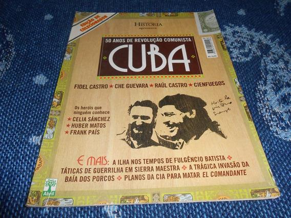 Revista Cuba - 50 Anos De Revolução Comunista.
