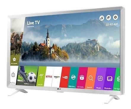 Smart Tv Monitor 24 Lg 24tl520s Hdmi Usb Wifi Branca