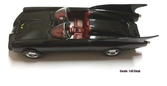 Batmobile - Corgi Escala 1:43 Die-cast Vehicle Batmóvel