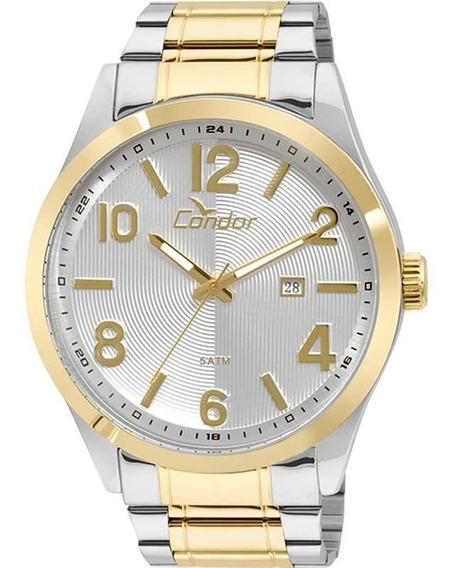 Relógio Condor Masculino Metal Co2115xb/5k