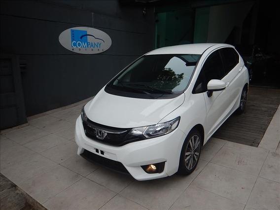 Honda Fit Fit Ex Cvt 2015 Única Dona 20 Mil Kms