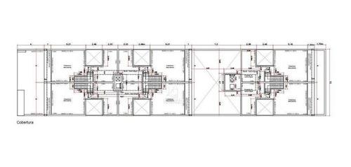 Cobertura Com 2 Dormitórios À Venda, 88 M² Por R$ 387.000,00 - Vila Floresta - Santo André/sp - Co5214