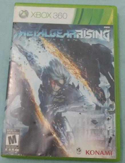 Metalgear Rising