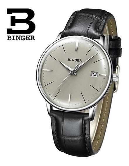 Relógio Automático Binger, Classic, Fantastico!