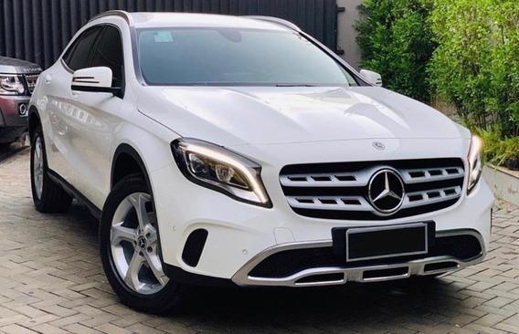 Mercedes-benz Classe Gla 1.6 Advance Turbo Flex 5p 2018