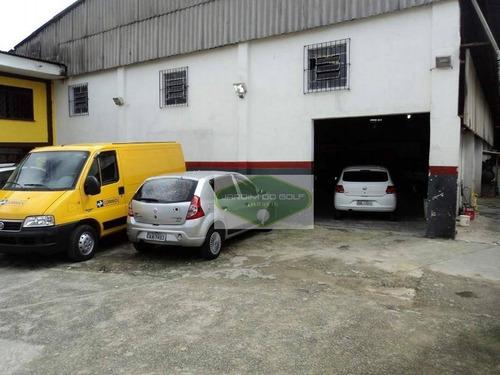 Galpão À Venda, 850 M² Por R$ 4.980.000,00 - Jardim Jabaquara - São Paulo/sp - Ga0014