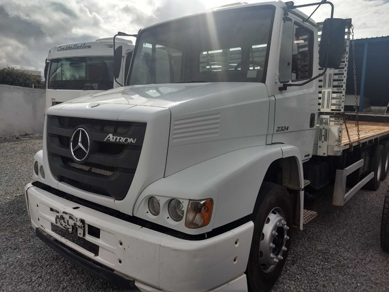 Mb 2324/14 Branco Truck Chassis