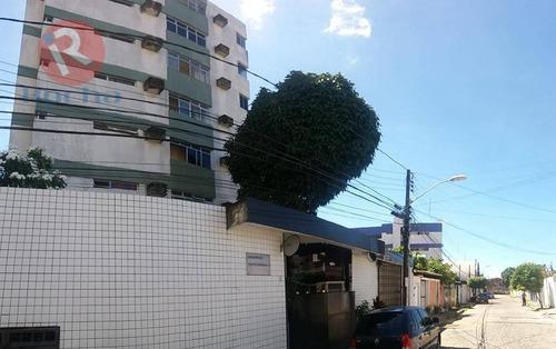 Apartamento À Venda, 120 M² Por R$ 300.000,00 - Encruzilhada - Recife/pe - Ap10872