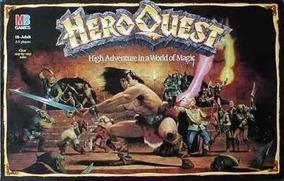 Hero Quest + Expansões (versão Para Imprimir E Montar)