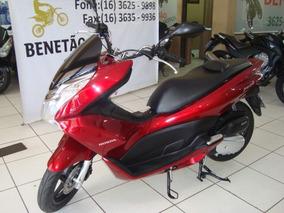 Honda Pcx 150 Vinho 2014