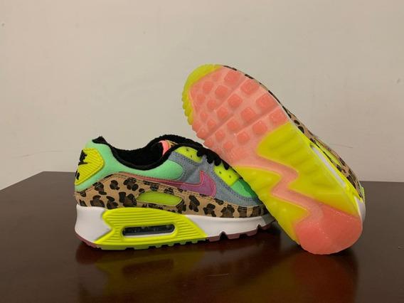 Nike Air Max 90 Lx Dancefloor Green 34