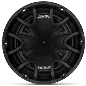 Subwoofer 12'' Bravox Bk12 - 350 Watts Rms D4 - 4+4 Ohms
