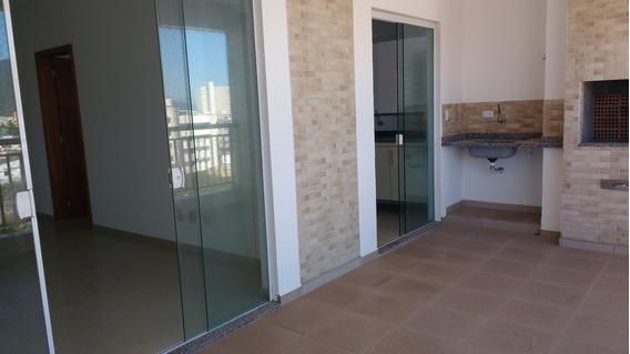 Apartamento Espaçoso Em Peruíbe - Novo - Sem Uso