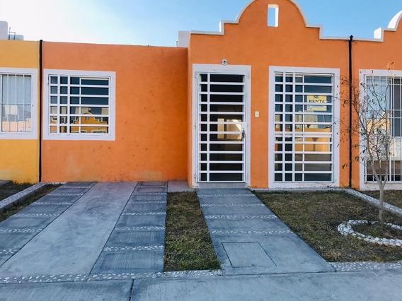 Bonita Casa En Renta Tequisquiapan Fracc Flores De Hacienda