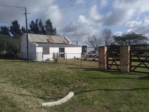 Vendo 2 Casas Con Dos Dormitorios Cada Una Y Campo De 1 Hect