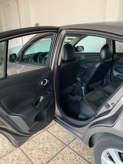 Nissan Versa 1.6 Exclusive At 2013
