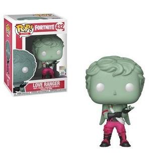 Funko Pop! Fortnite - Love Ranger - 432 - Entrega Inmediata!