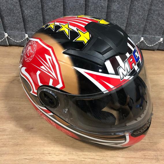 Capacete Mrc Helmet Novo Promoção