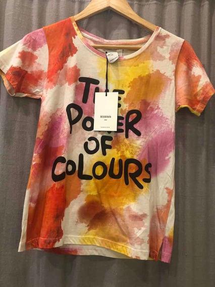 Remera De Colores Talle 1 Desiderata
