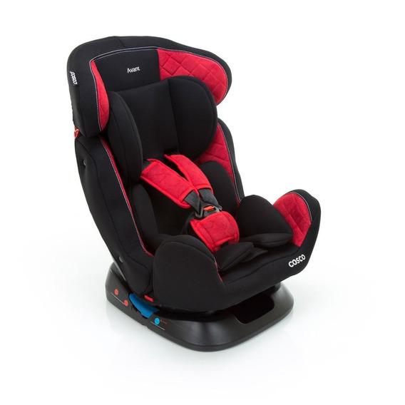 Cadeira Para Auto Avant 0 A 25 Kg Vermelho E Preto - Cosco