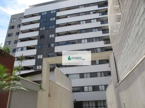 Apartamento Com 1 Dormitório Para Alugar, 41 M² Por R$ 1.200,00/mês - Alto Da Glória - Curitiba/pr - Ap0184