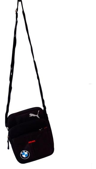 Bolsa Transversal Shoulder Bag Bmw X Puma Promoção