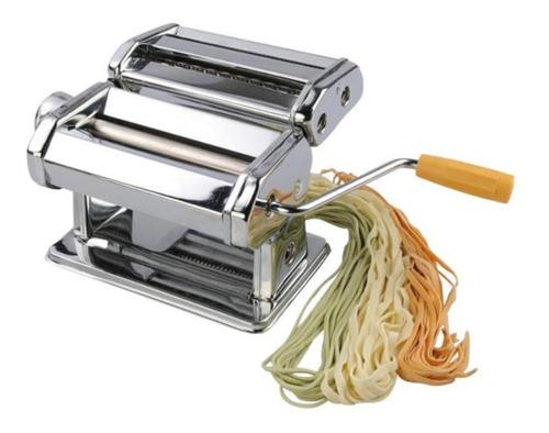 Maquina Pastas Acero Inoxidable Tallarines