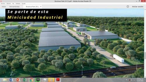 Lotes Industriales Desde 1,000 A 2,1184 M2 Carretera Mérida-cancún