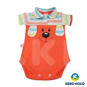 Kit Com 10 Bodies Luxo Marca Kero Kollo100%algodãotamanho P