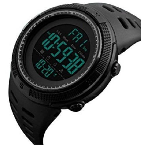 Relógio Esportivo Masculino Skmei 1251 Led Digital + Brinde