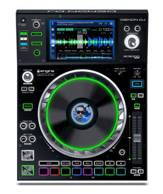 Cdj Denon Sc 5000 Prime Player Controlador Digital Dj / Tc