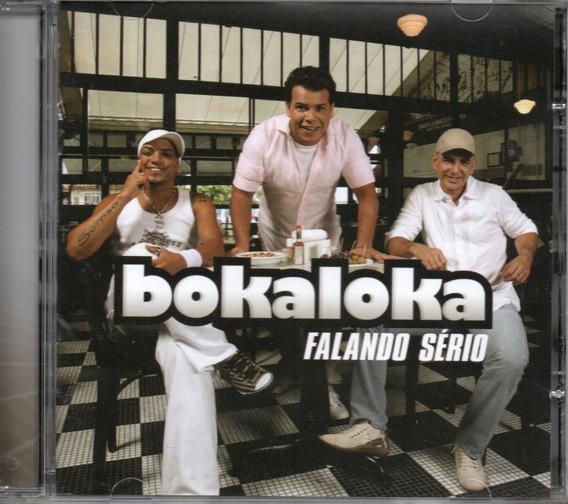 Cd Banda Bokaloka - Falando Sério