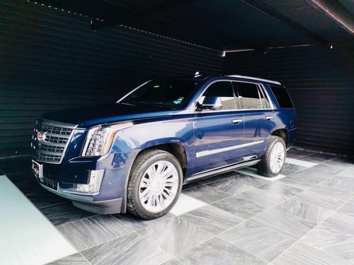 Imagen 1 de 15 de Cadillac Escalade Platinum Suv Año:2018