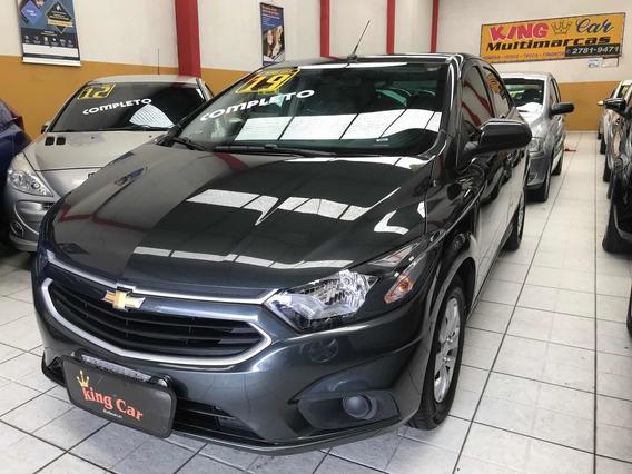 Chevrolet Onix 1.0 Lt 5p 2019 Kingcar Multimarcas